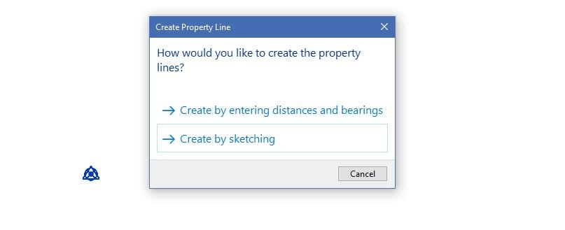 Drawing Property Lines In Revit : Free revit tutorial create property line in